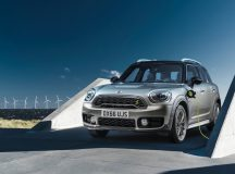 2017 MINI Countryman Cooper S E Will Be Plug-in Hybrid Powered