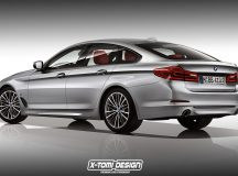 BMW 6-Series GT Gets Rendered, Previews Future Model in 2018