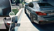 2017 G30 BMW 5 Series Sedan: Connectivity and Driver Assistance