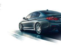 2017 G30 BMW 5 Series Sedan: Driving Dynamics and Efficiency