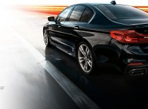 2017 G30 BMW 5 Series M550i xDrive. 100% Adrenaline.