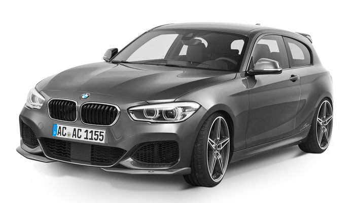 Video Highlights BMW ACS1 5.0 with Upgrades from AC Schnitzer, Is the Most Powerful Diesel at Hockenheim