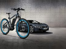 Special BMW Cruise e-Bike Can Now Be Ordered with i8`s Protonic Dark Silver Colour