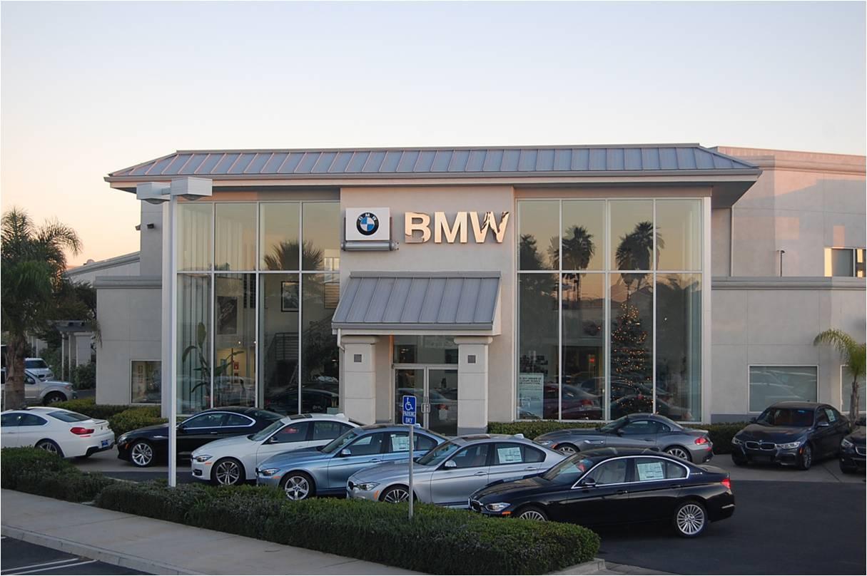 Bmw Dealership Gallery