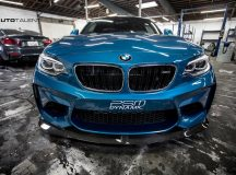 BMW M2 with Clean Visual Tweaks Courtesy of PSM Dynamic