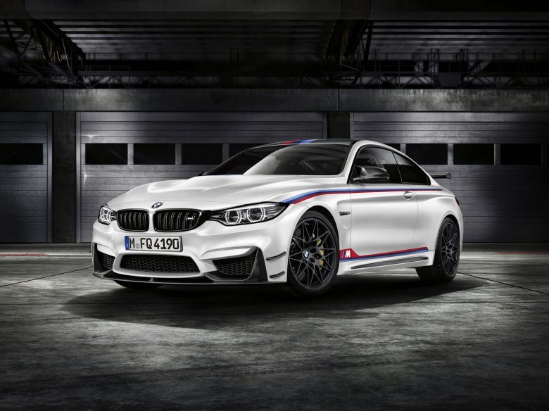 BMW M4 DTM Champion Edition Breaks Cover