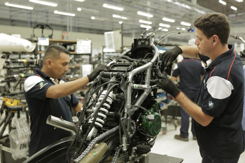 BMW Motorrad Opens New Production Line in Brazil, Plans an Annual 10,000 Bikes