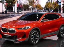 Recently Unveiled BMW X2 Concept Gets Exclusivity in Media