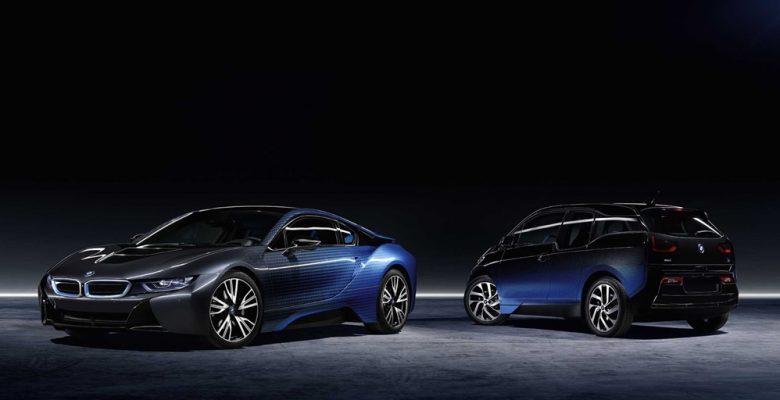 Garage Italia Customs Wraps BMW i3 & i8 with Outstanding CrossFade Design