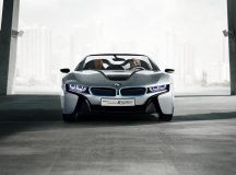 BMW Confirms i8 Roadster`s Arrival in 2018