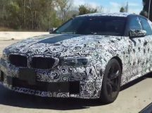US: F90 BMW M5 – Spy Video Shows New Tests in L.A.