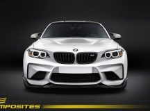 Alpha-N Performance Adds M4 GTS-Like Styling to M2 Coupe