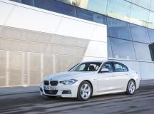 BMW 330e iPerformance Leads the Battle of the 2016 Green Car of the Year