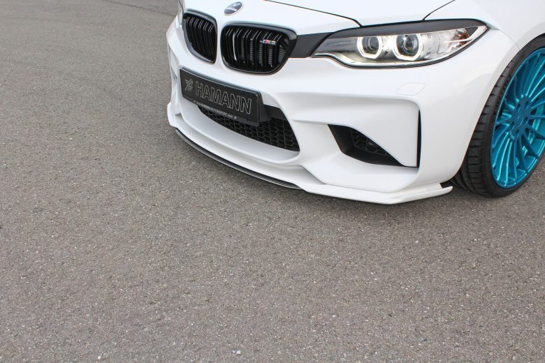 2016 BMW M2 Coupe by Hamann Looks Magnificent