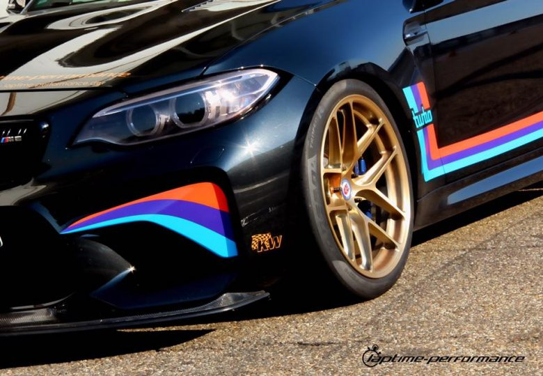2016 BMW M2 Coupe by Laptime-Performance Reminds Us of the 2002 02 Series Turbo