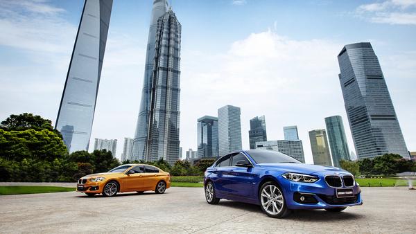 2016 Guangzhou Motor Show: 2017 BMW 1-Series Sedan China Finally Introduced