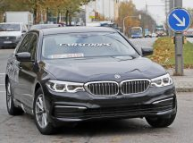 Barely Camouflaged 2017 BMW 5-Series Touring Gets Fresh Batch of Spy Shots