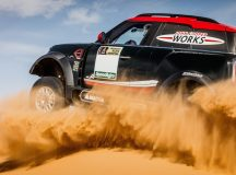 2017 MINI John Cooper Works Rally Is ready for some Dakar Action