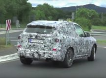 Spy Video: 2018 BMW X3M Plays at the Ring
