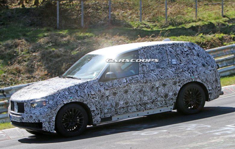 All-New BMW X5 – Fresh Batch of Spy Photos Revealed