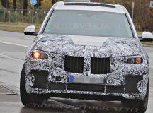 2019 BMW X7 Caught on Shots