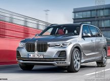 2019 BMW X7 Pops-Up in New Rendering