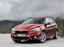 BMW 2-Series Active Tourer & Grand Tourer Are Big Sellers on the Old Continent