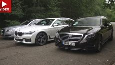 Video Review: Trio Luxury – BMW 7-Series vs. Mercedes-Benz S-Class vs. Audi A8