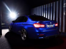 Video: BMW M3 Equipped with ACS3 Sport Exhaust System by AC Shnitzer