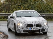 New BMW Two-Door Spied, Might Be the Future 8-Series