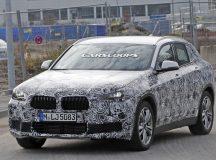 BMW X2 Caught on Camouflage in Munich