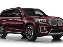 BMW X7 Four-Seater Will Tackle Bentley`s Bentayga SUV