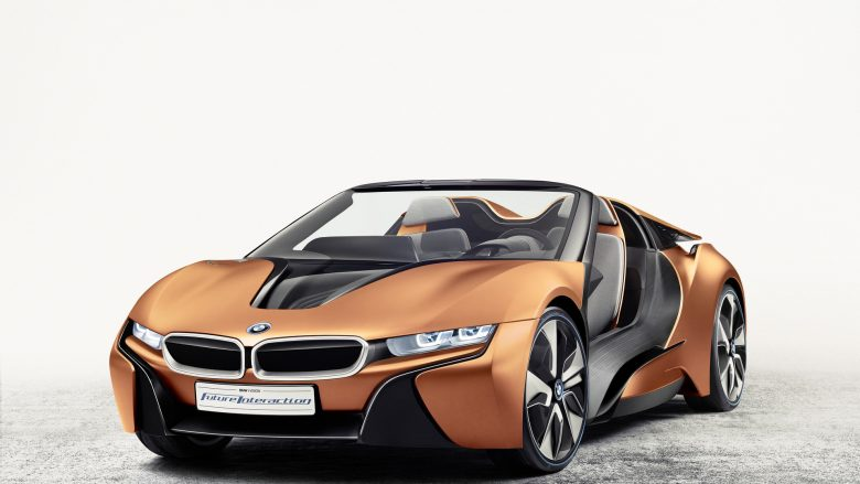 """BMW Plans to Expand """"i"""" Lineup with More Pure-Electric Vehicles by 2021"""
