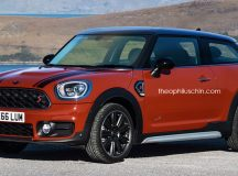 Rumor Mill: MINI`s Countryman Coupe Rendered, Might Be the New Paceman