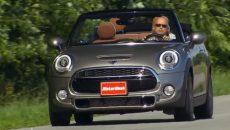 MotorWeek Road Tests 2016 MINI Cooper S Convertible