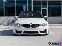 TAG Motorsports Wraps BMW M3 in Vossen Wheels