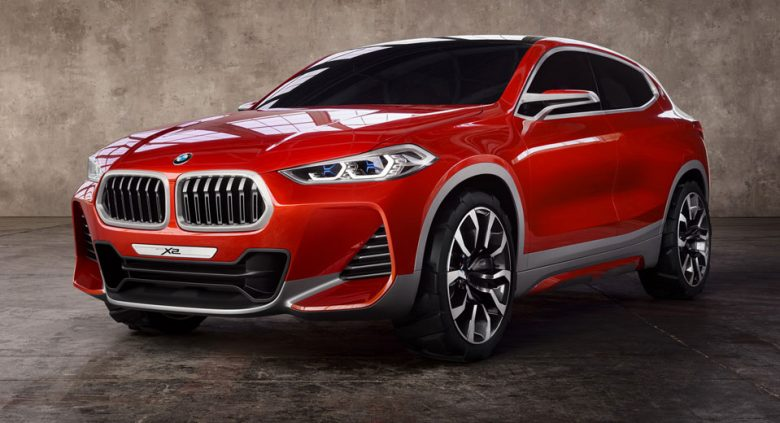 BMW Plans Soft-Top X2, Will Tackle Range Rover Evoque Convertible