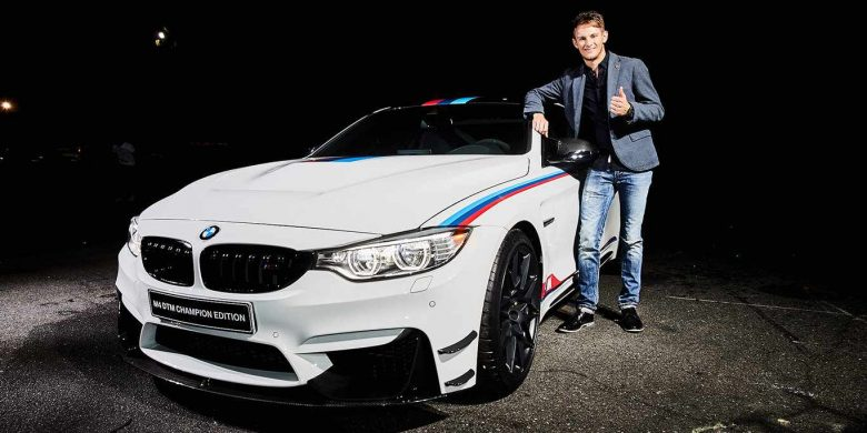 2017 BMW M4 DTM Champion Edition Costs AUD 295,000, Only 10 Units Will Be Available