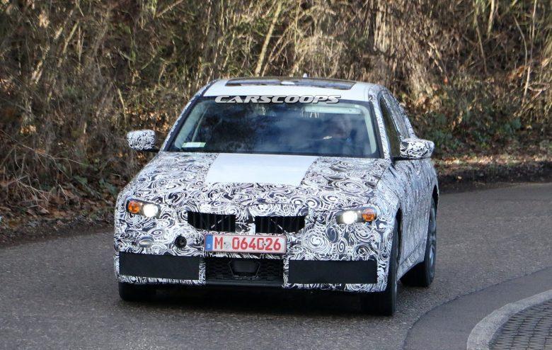 2018 G20 BMW 3-Series M Sport – Photos Emerge