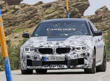 New Tech Allows BMW M5 to Switch from RWD to AWD by a Push of a Button