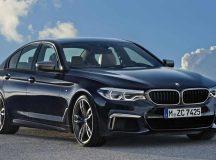 2018 BMW M550i xDrive Kicks Off