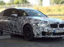 Spy Video: 2018 F90 BMW M5 Goes for New Tests on the Ring