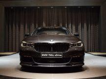 3D Design BMW 750Li xDrive M Performance Gets Displayed in Abu Dhabi