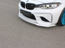 BMW M2 Coupe by Hamann Is a Real Kicker