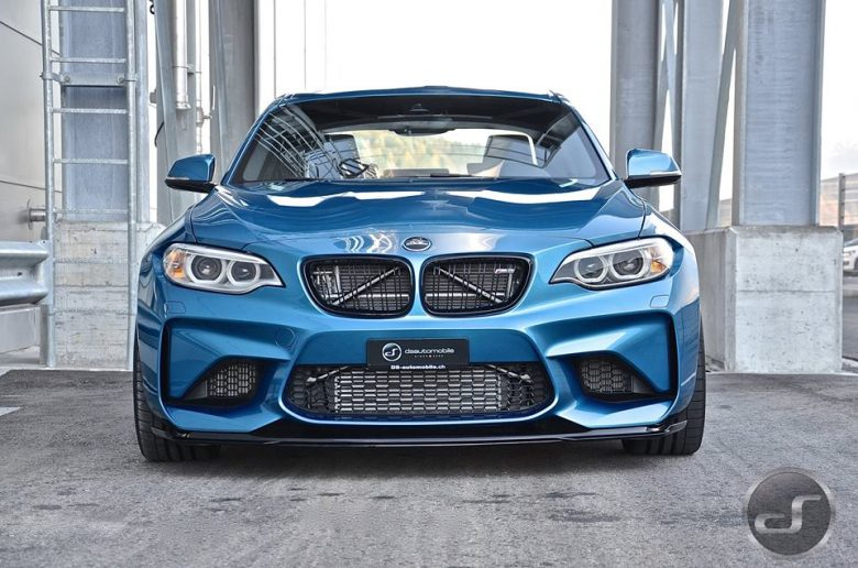 BMW M2 with Hamann Kit by DS Auto Is a Real Mean Machine