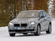 BMW X2 – New Spy Photos Emerge Out in the Cold