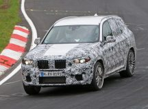 G01 BMW X3 Gets Ready for Summer 2017 Launch