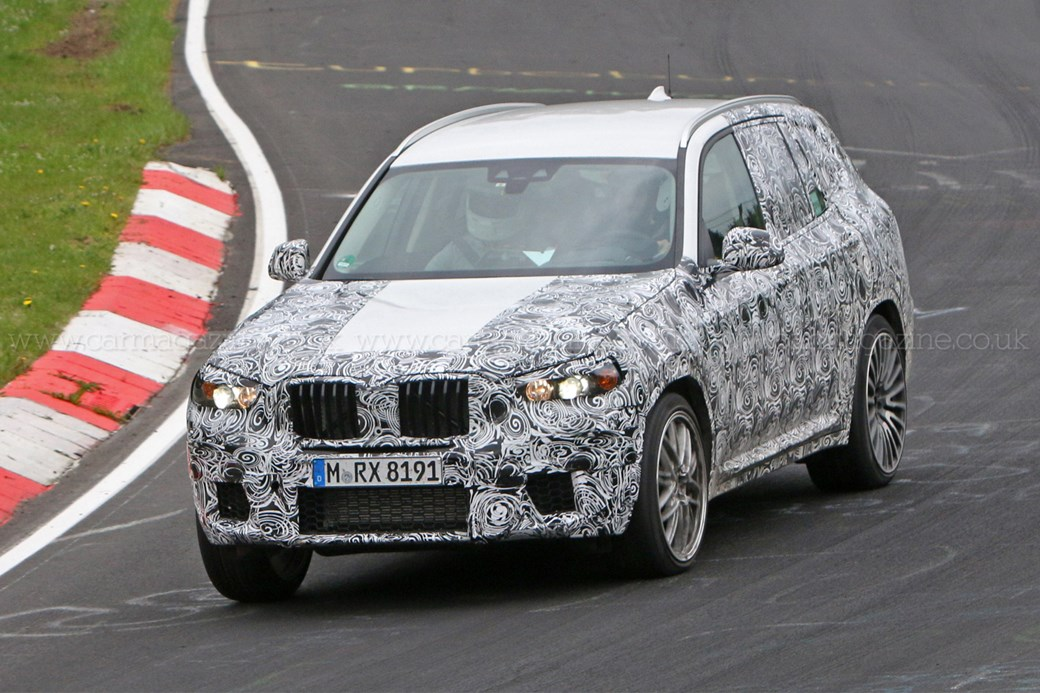 G01 Bmw X3 Gets Ready For Summer 2017 Launch Bmwcoop