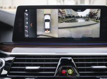 New BMW 7-Series Equipped with Updated Infotainment System from 2017 5-Series