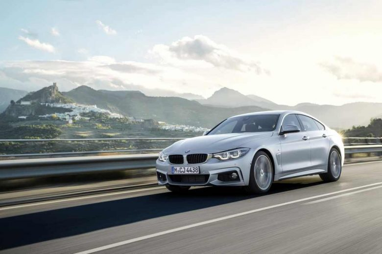 2018 Bmw 4 Series Lineup New Media Gallery Released